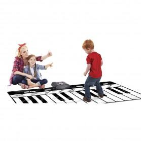 Manta interactiva musical: Piano Super Gigante XL (Alfombra Piano para niños - Playmats)