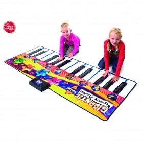 Manta interactiva musical: Piano Gigante (Alfombra/Tapiz musical para niños-alfombras de juego)