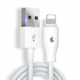 Cable de carga rápida y datos USB cargador 8 PIN COMPATIBLE con 5 5C 5S 6 6S 7 Plus X XS XR 11 12 Pro SE Max Ipad