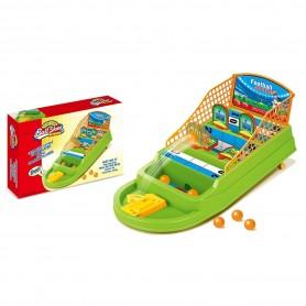 Juego de mesa: Dispara los objetivos ( juego de habilidad, juego de reflejos, juego de apuntar y disparar, juego de niños )