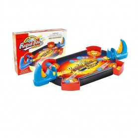 Juego de mesa: Rapid Fire ( juego de habilidad, juego de reflejos, juego para niños, juego para 2 jugadores )