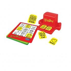 Bingo Infantil: Juego de mesa ( bingo, bingo para niños, zingo, juego familiar, juego de estrategia juego para toda la familia )