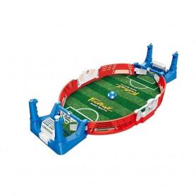 Juego de mesa: Fútbol en acción ( Juego de fútbol, juego de habilidad, juego de reflejos, juego para dos jugadores )