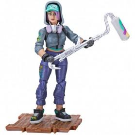Jazwares- Fortnite Figura coleccionable+accesorios, Multicolor (FNT0015) , color/modelo surtido
