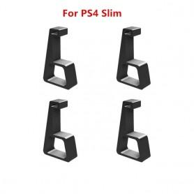 Soporte Horizontal para PS4 o Slim Pro (4 Uds)